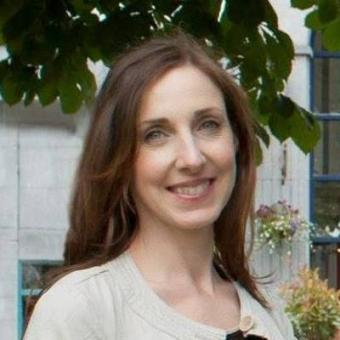 Laura Colleran Programme Manager Ireland Reaching Out