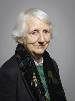 A picture of Onora O'Neill, baroness O'Neill of Bengarve, British philosopher