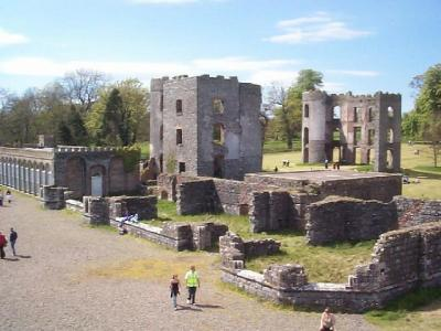 A picture of Shane's Castle, County Antrim, Ireland
