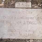 William James Taggart or Taggert 1869