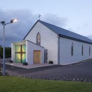 St. Cormac's Catholic Church, Moygownagh, Mayo, Ireland