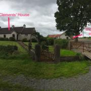 Clements lived in their house @1821 Census. A Susan Coleburne, wife of William Clements and a Jane Thompson G daughter there too.