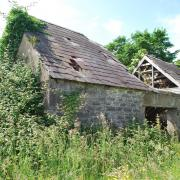 Cooke Family Home - Knockainey - this house has not been lived in for many years, but it is still standing.