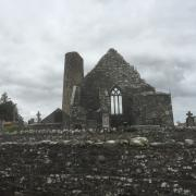 Old church in Aughagower