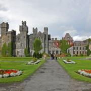 Ashford Castle, near Cong, Co. Mayo, Ireland