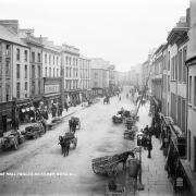 The Mall, Tralee © NLI