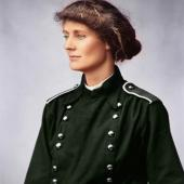 Constance (née Gore-Booth) Markievicz 1868