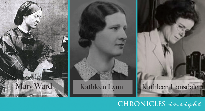 Chronicles Insight - Pioneering Irish Women in STEM