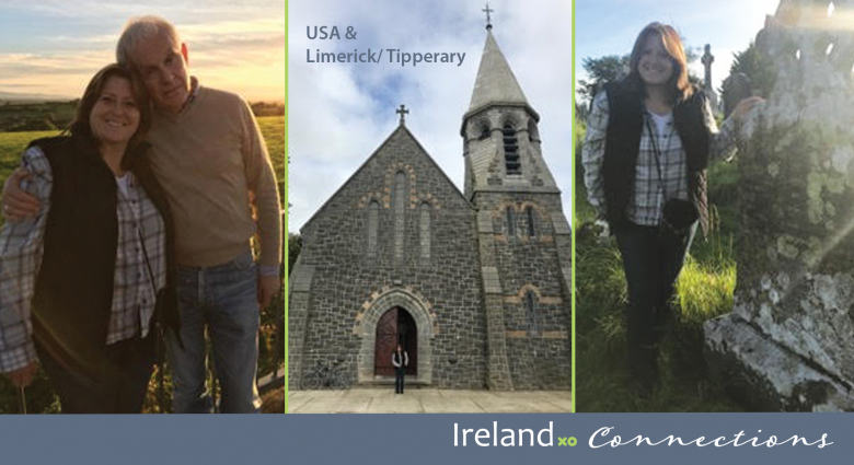 IrelandXO Connections - USA and the Limerick/Tipperary border