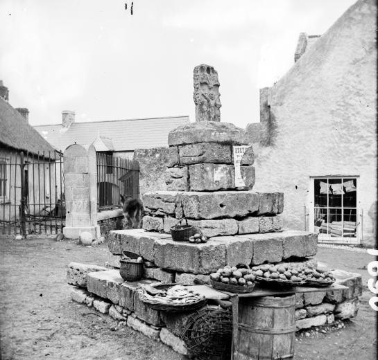 Market Cross, Athenry, Co. Galway c.1869