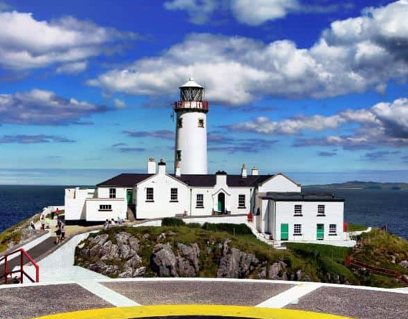 Fanad Lighthouse, Co. Donegal