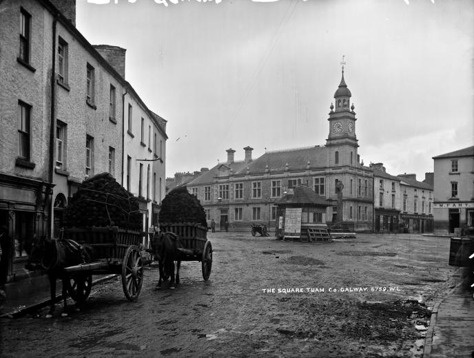 The Town Hall, Tuam, Co. Galway