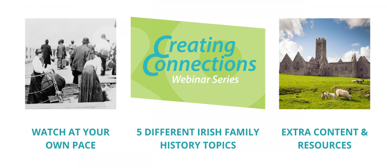 Free expert help to uncover your Irish ancestry