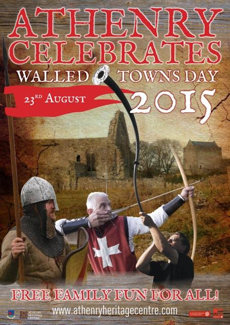 Athenry Walled Towns Day 2015