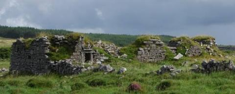 Law school building on the O'Davoren Estate, Burren, Co. Clare. Courtesy of Elizabeth FitzPatrick