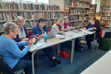 Chronicles Workshop Loughrea Library February 2020