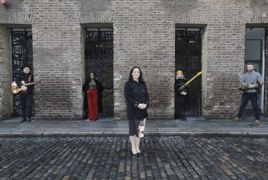 €1.5m in funding for the promotion of Irish Arts globally