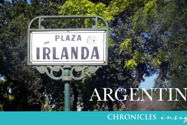 Chronicles Insight - Irish in Argentina