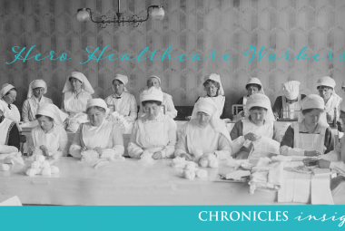 Chronicles Insight - Hero Healthcare Workers