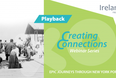 Creating Connections Webinar Playback: Through New York Ports